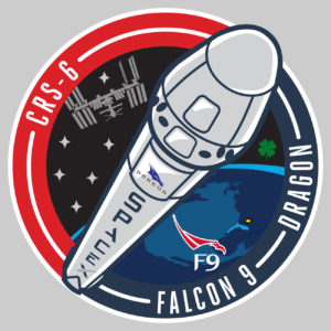 SpaceX-CRS-6-patch