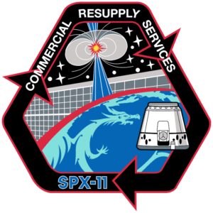SpaceX_CRS-11_Patch