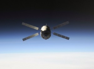 ATV-4_over_Earth
