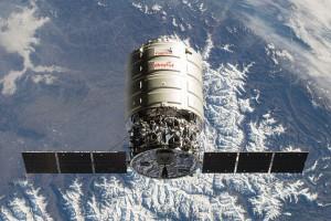 Cygnus_Orb-1_on-orbit